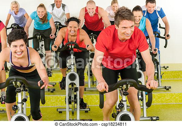 人們, 體操, 旋轉, 運動, 類別, 練習 - csp18234811
