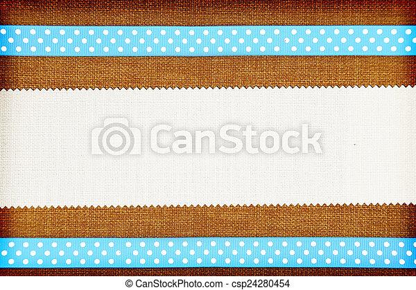 剪貼簿, photobook, 織品, 裝飾, 背景。, 概念 - csp24280454