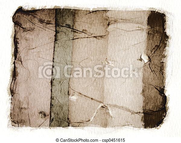 即顯膠片, 乳膠 - csp0451615