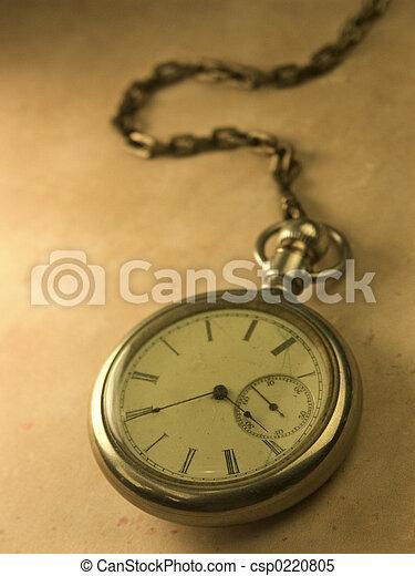 古董, 時間 - csp0220805