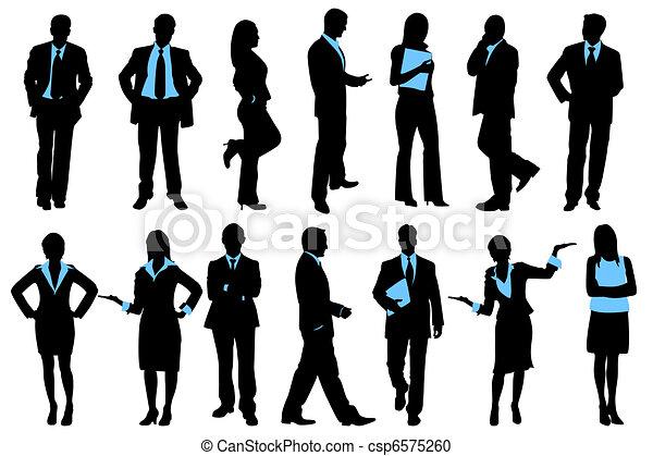 商業界人士 - csp6575260
