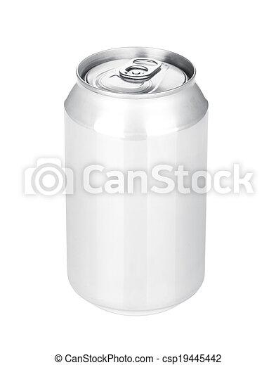 啤酒, 蘇打 能, 鋁, 或者 - csp19445442