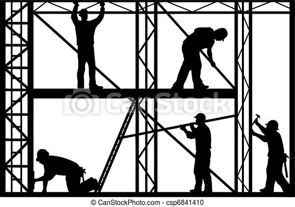 工人 - csp6841410
