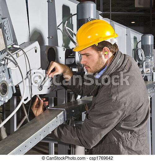 工作, 維護 工程師 - csp1769642