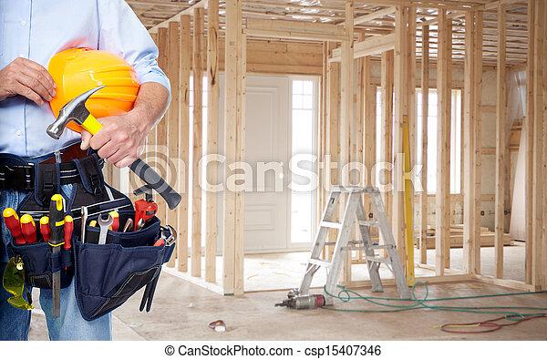 工具, 做零活的人, belt. - csp15407346