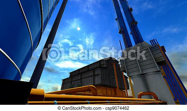 工廠 - csp9074462