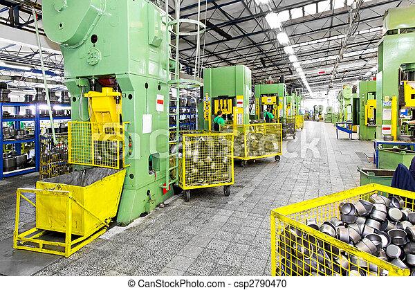工廠, 生產 - csp2790470