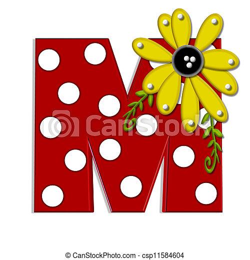 希腊語的第一個字母, 向日葵, m, 葡萄樹 - csp11584604