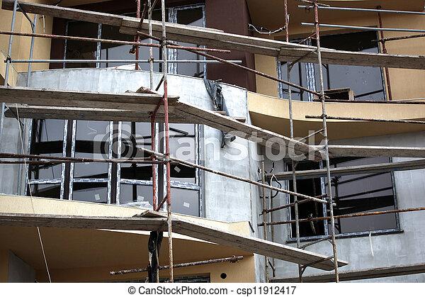 建築工地 - csp11912417