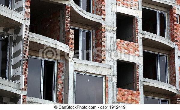 建築工地 - csp11912419