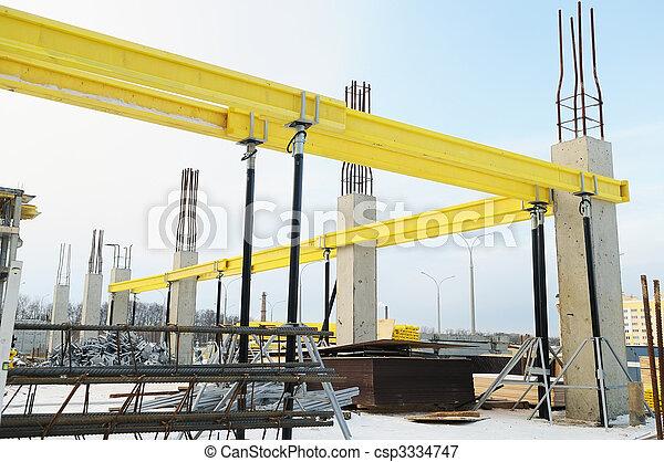建築工地 - csp3334747