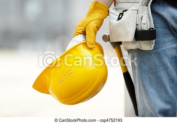 建設, 在下面 - csp4752193