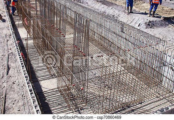 建造建筑物, 站點 - csp70860469