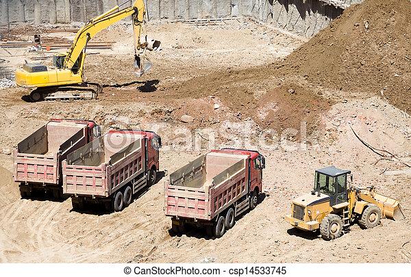 建造建筑物, 站點 - csp14533745