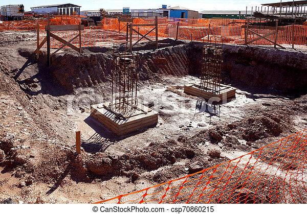 建造建筑物, 站點 - csp70860215