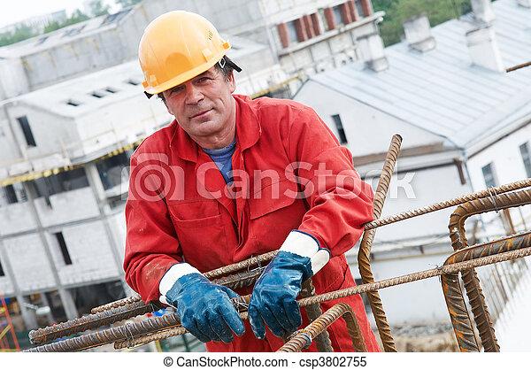 建造者, 建設工人, 站點 - csp3802755