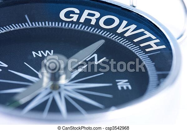 成長, 詞, 指南針 - csp3542968