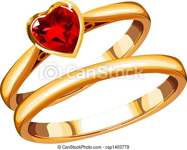 戒指 - csp1403779