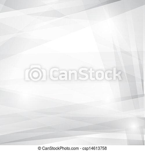 摘要設計, 灰色, 背景 - csp14613758