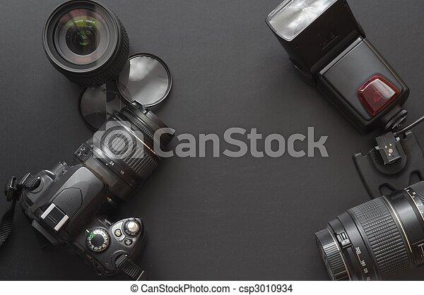 攝影, 照像機 - csp3010934