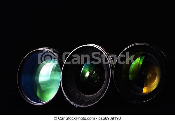 攝影, 透鏡 - csp6909190