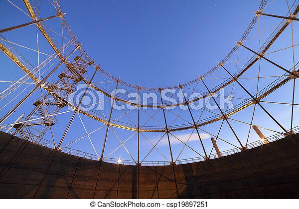 樓梯, 工業, 天堂 - csp19897251