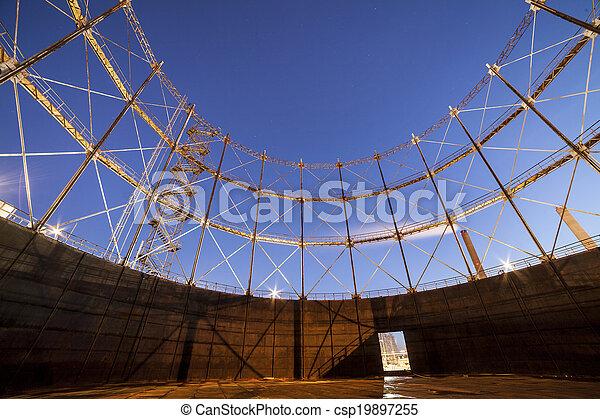 樓梯, 工業, 天堂 - csp19897255