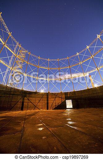 樓梯, 工業, 天堂 - csp19897269