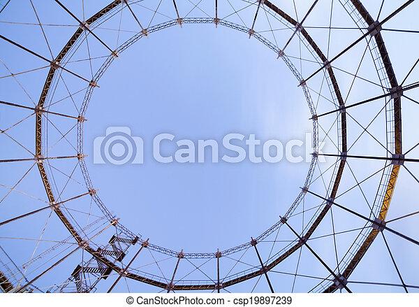 樓梯, 工業, 天堂 - csp19897239