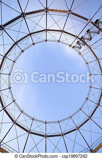 樓梯, 工業, 天堂 - csp19897242