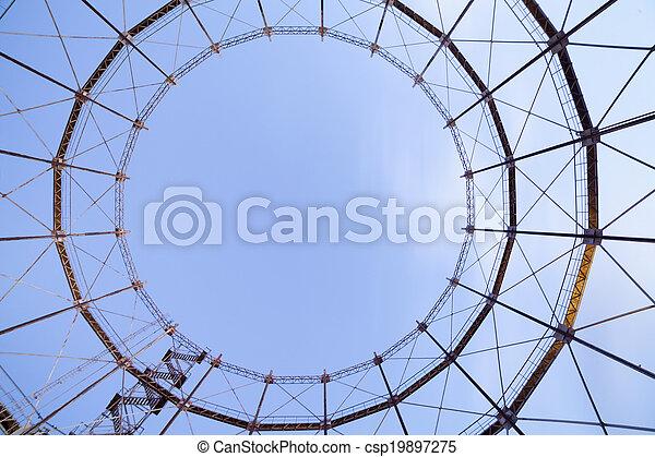 樓梯, 工業, 天堂 - csp19897275