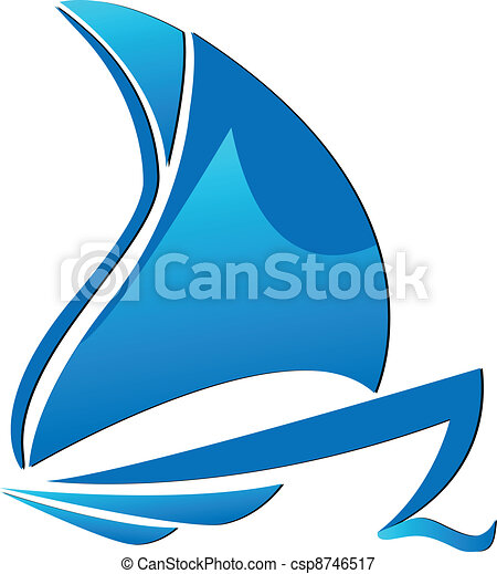 標識語, 符號, 小船, 創造性 - csp8746517