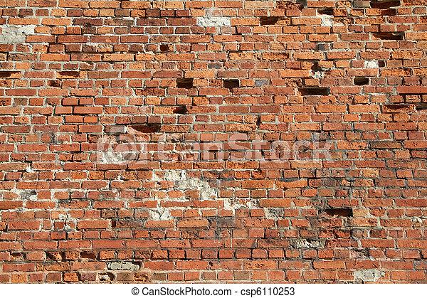 磚, 紅色 - csp6110253
