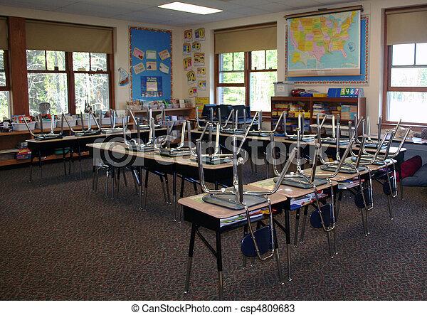 等級, 教室, 第三 - csp4809683