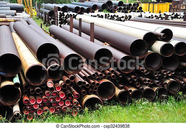 管子, 鋼 - csp32439838