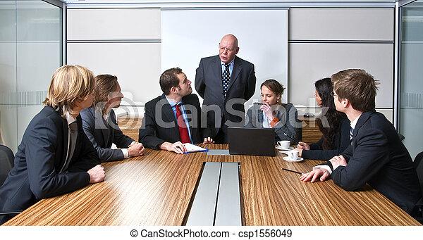 管理, 會議 - csp1556049