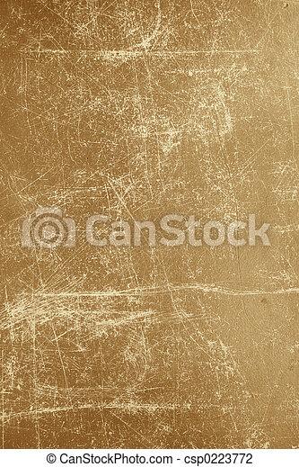 紙, 老, textured - csp0223772