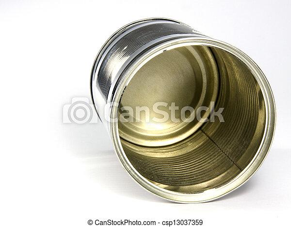 罐頭能 - csp13037359