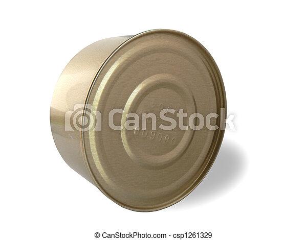 罐頭能 - csp1261329