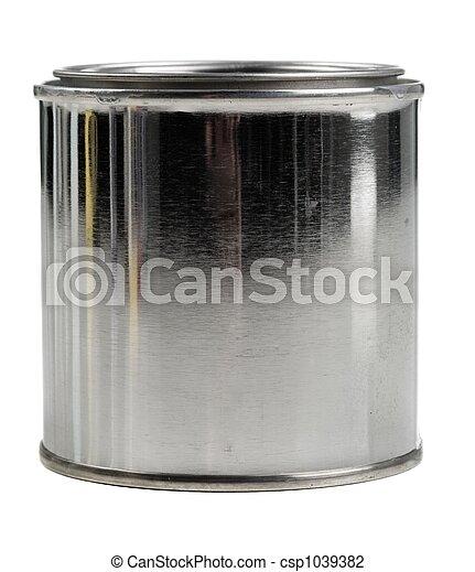 罐頭能, 畫 - csp1039382