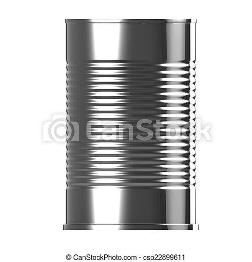 罐頭能, 3d - csp22899611