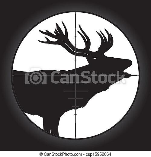 范圍, 獵人 - csp15952664