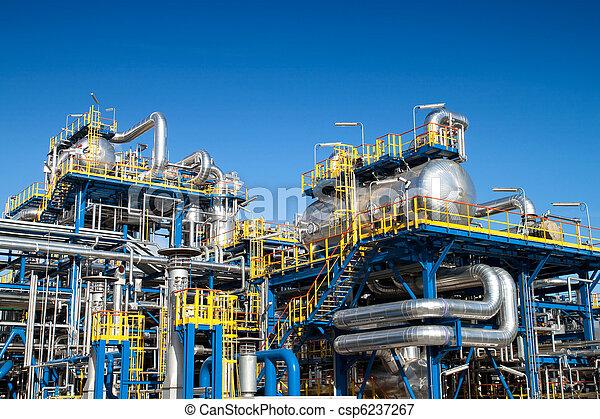 設備, 工業, 油, 安裝 - csp6237267