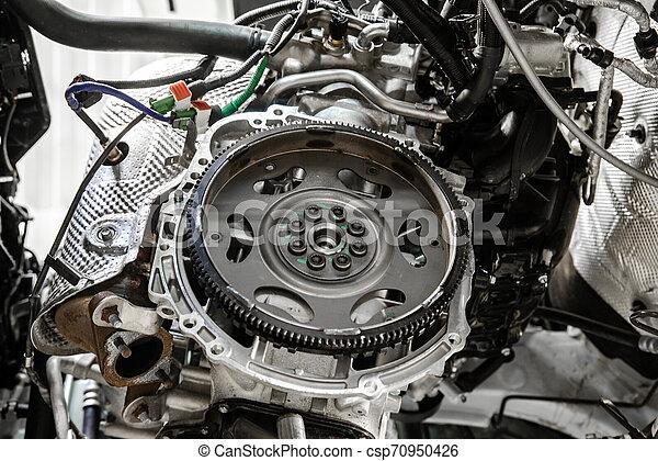 調速輪, 汽車, 自動, 傳輸 - csp70950426