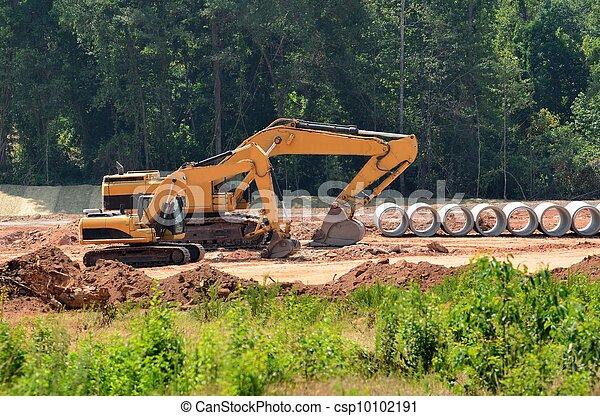 重的裝置, 建設 - csp10102191