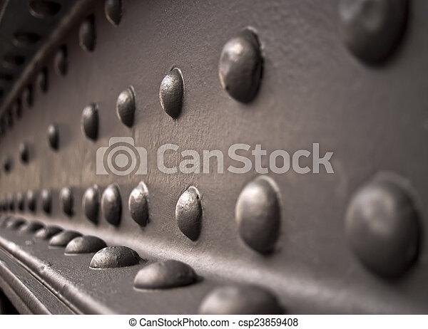 鋼鐵大粱 - csp23859408