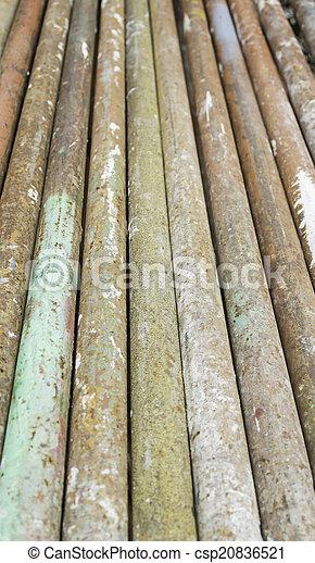 鋼鐵大粱, 生鏽 - csp20836521