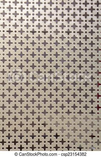 鋼, 圖案 - csp23154382