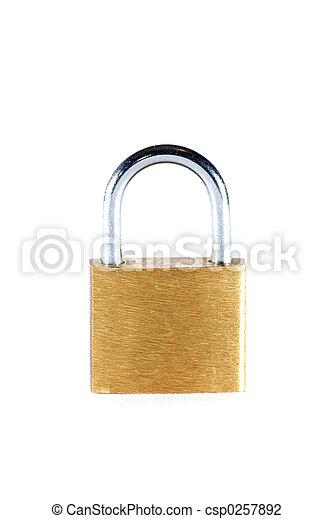 鎖 - csp0257892