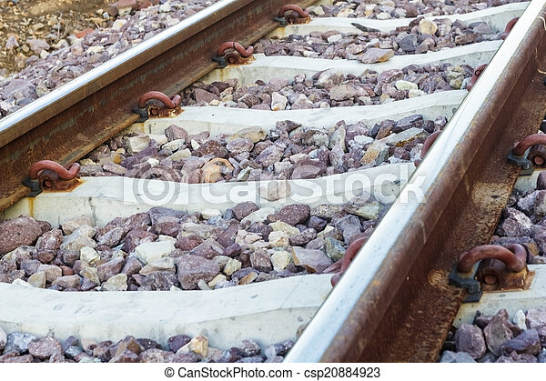 鐵路, 軌道 - csp20884923